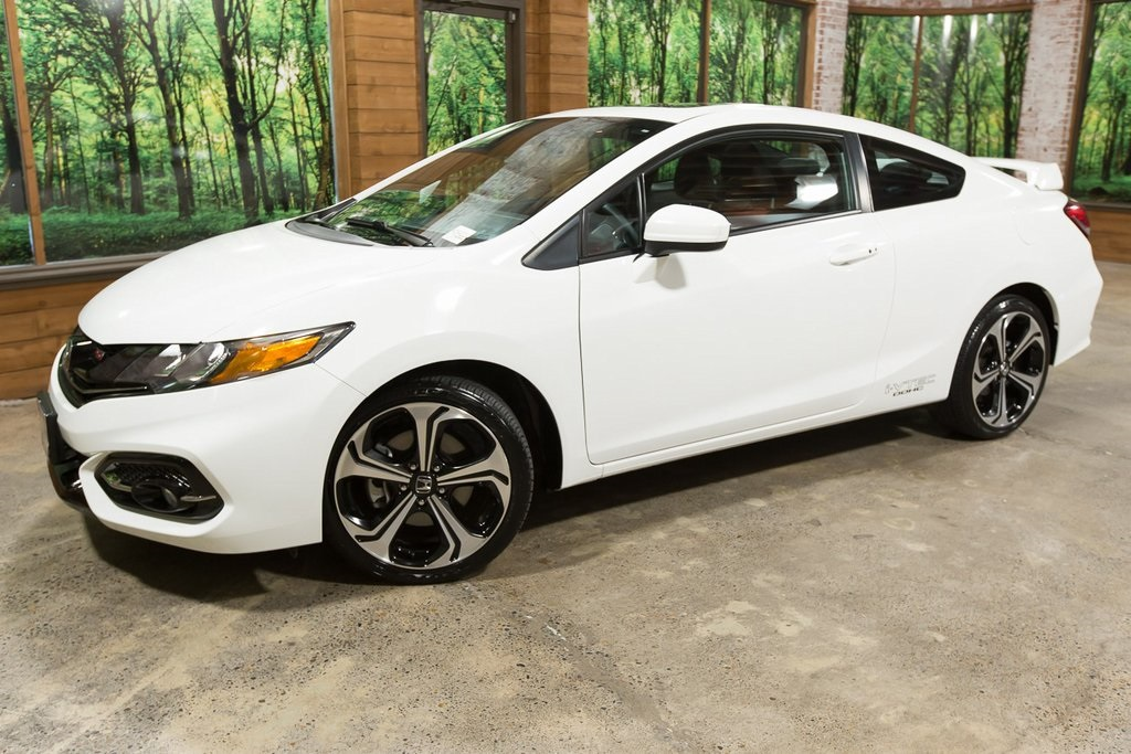 Used Honda Civic Si >> Used 2015 Honda Civic Si Coupe 31 Mpg Clean Carfax Only 27k Miles