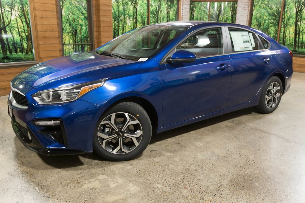 New 2020 Kia Forte LXS Offer
