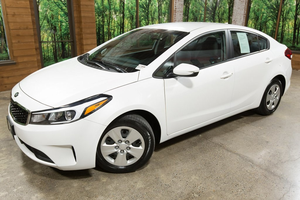 Certified Pre-Owned 2018 Kia Forte LX 1-Owner, Certified, Popular Package