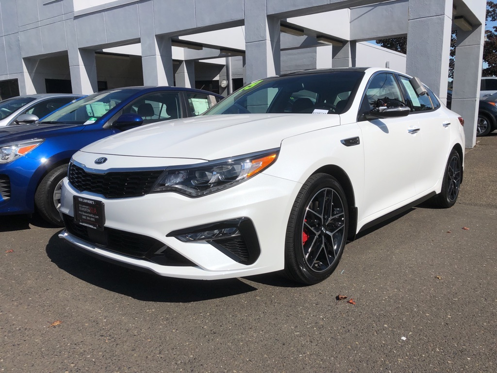Certified Pre-Owned 2019 Kia Optima SX Turbo