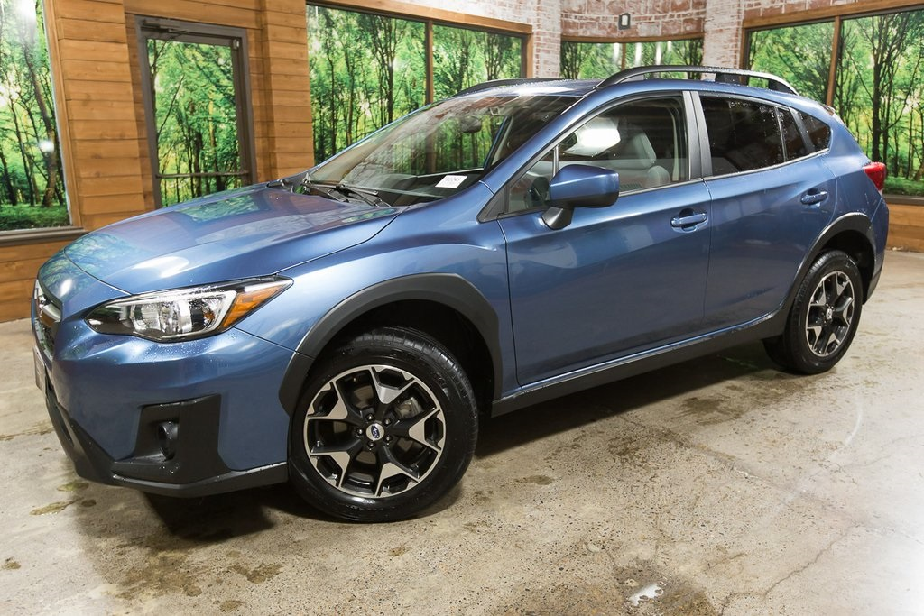 Pre-Owned 2018 Subaru Crosstrek 2.0i Premium AWD, 1-Owner, EyeSight Package