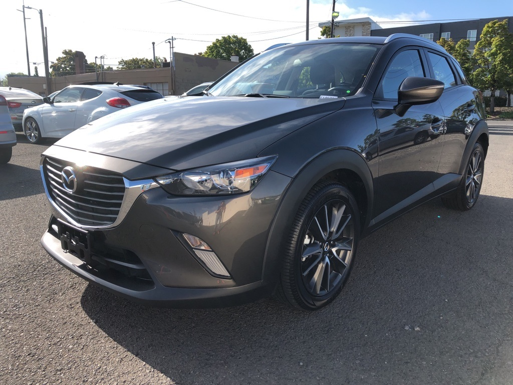 Pre-Owned 2017 Mazda CX-3 Touring AWD, Leather Heated Seats, Blind Spot