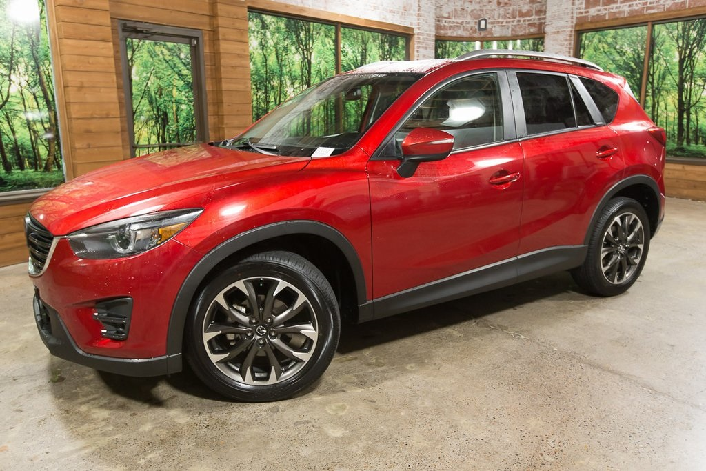 Pre-Owned 2016 Mazda CX-5 Grand Touring AWD, Technology Pkg, Navigation, Sunroof