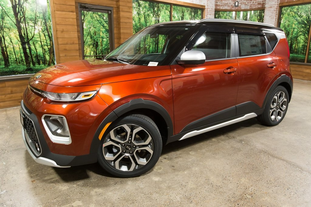 New 2020 Kia Soul X Line In Portland K16649 Beaverton Kia