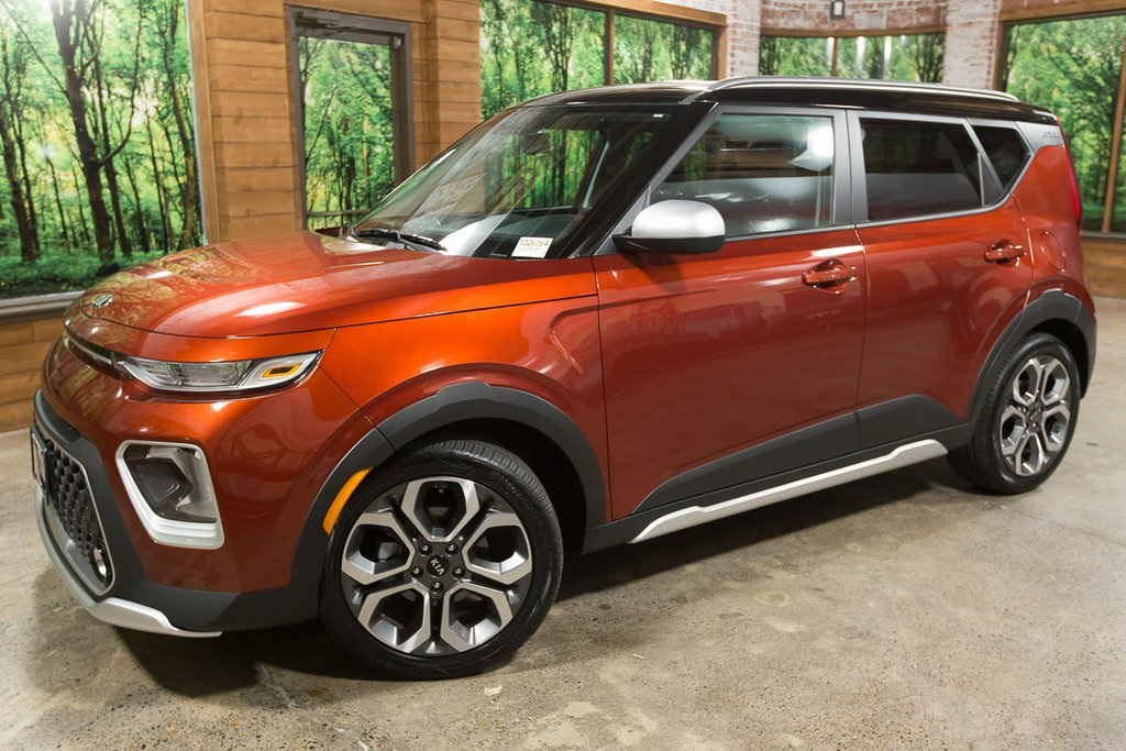 Certified Pre-Owned 2020 Kia Soul X-Line LIKE NEW, 1-Owner, Certified