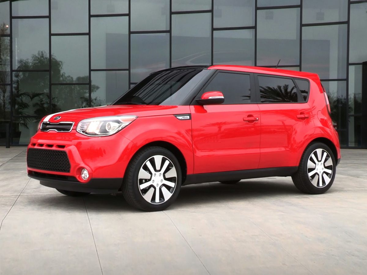 Certified Pre-Owned 2016 Kia Soul Base Automatic, 17k miles, Certified!