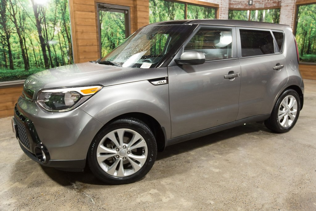 Certified Pre-Owned 2016 Kia Soul Plus PRIMO Package, Panoramic Sunroof, Navigation