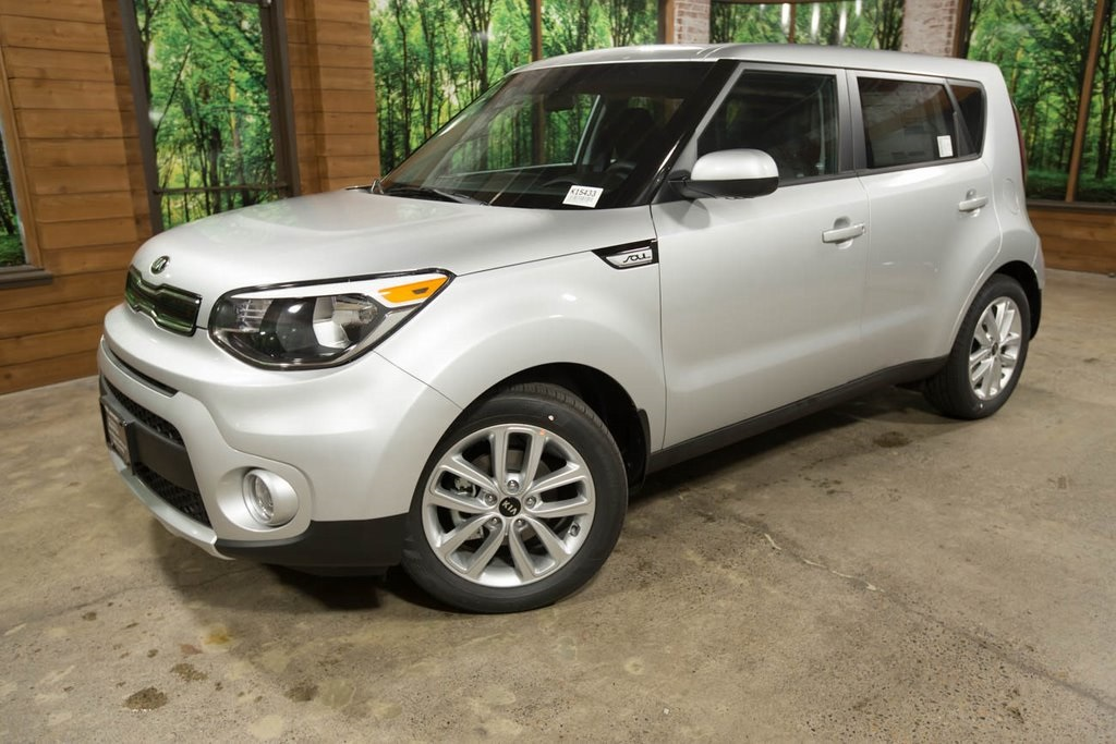New 2018 Kia Soul Plus Rear Cam, Touchscreen, Bluetooth