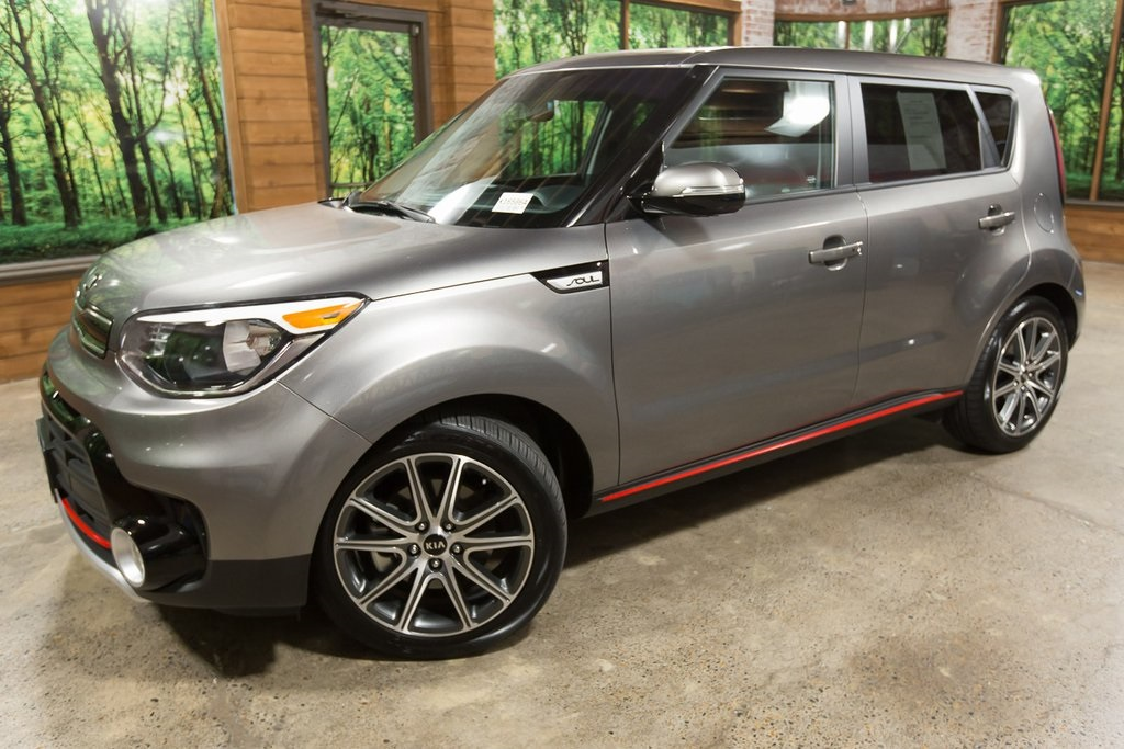 Certified Pre-Owned 2018 Kia Soul Exclaim CERTIFIED, 1-Owner, Turbo, Local Trade