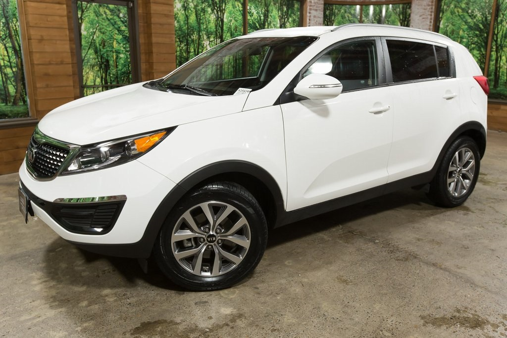 Certified Pre-Owned 2015 Kia Sportage LX 49k miles, Certified! 10yr/100k Warranty