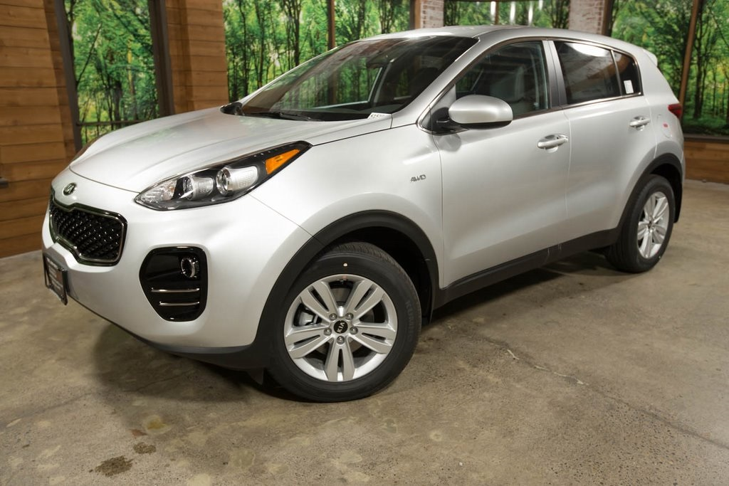 new 2018 kia sportage lx awd rear cam 5 touchscreen bluetooth 4d sport utility in beaverton. Black Bedroom Furniture Sets. Home Design Ideas