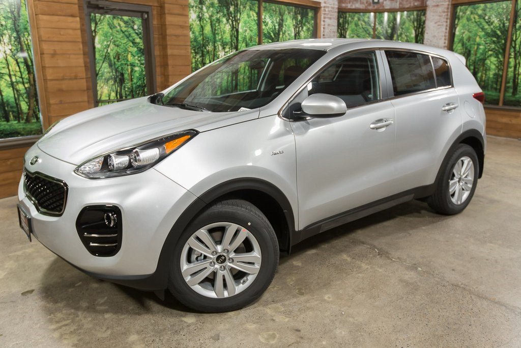2019 Sportage LX AWD Purchase Offer