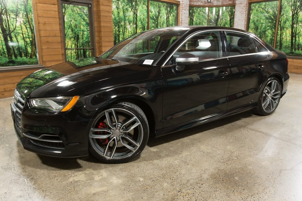 Pre-Owned 2016 Audi S3 2.0T Premium Plus quattro
