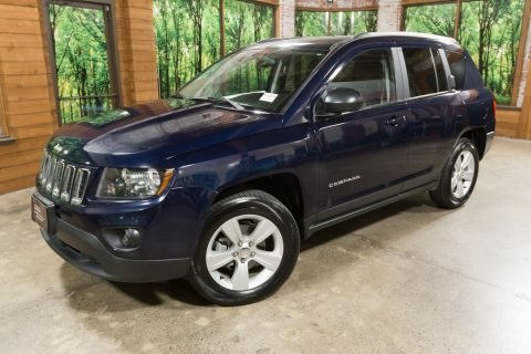 Pre-Owned 2017 Jeep Compass Sport Clean Carfax, Automatic