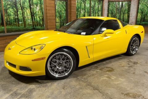 Pre-Owned 2008 Chevrolet Corvette Base ONLY 21K MILES, Automatic, Bose, Heated Seats