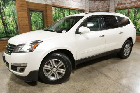 Pre-Owned 2015 Chevrolet Traverse 2LT 2LT