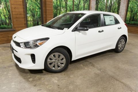 Pre-Owned 2018 Kia Rio LX 5 Door SiriusXM, Auto Lights, AC