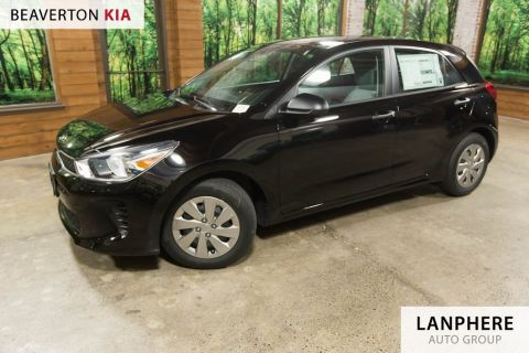 New 2018 Kia Rio LX 5 Door