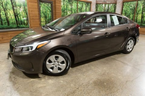 Certified Pre-Owned 2017 Kia Forte LX Certified, 1-Owner, Automatic, Clean Carfax