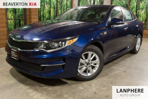 Certified Pre-Owned 2018 Kia Optima LX 12k miles, Certified!