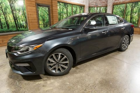 New 2020 Kia Optima EX