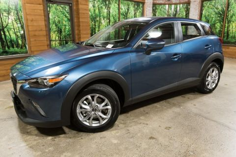 Pre-Owned 2019 Mazda CX-3 Sport 1500 MILES, FULL WARRANTY, 1-OWNER