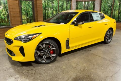 New 2018 Kia Stinger GT
