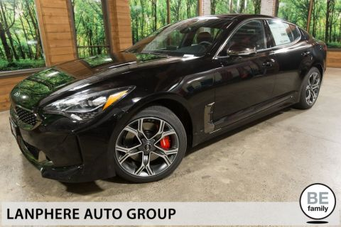 New 2018 Kia Stinger GT1 AWD