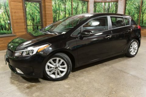 Certified Pre-Owned 2017 Kia Forte LX Popular Plus Pkg, 1-Owner, Certified