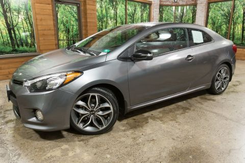 Certified Pre-Owned 2016 Kia Forte Koup SX 1-Owner, Clean Carfax, CERTIFIED