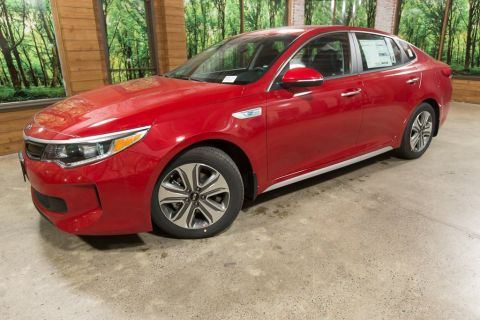 New 2018 Kia Optima Hybrid EX