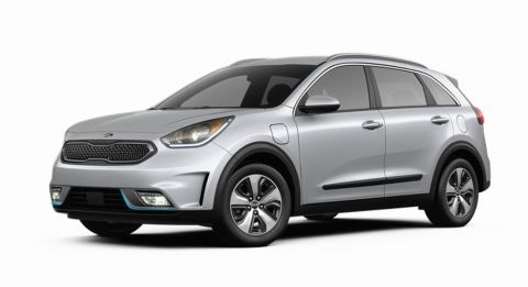 New 2019 Kia Niro Plug-In Hybrid LX