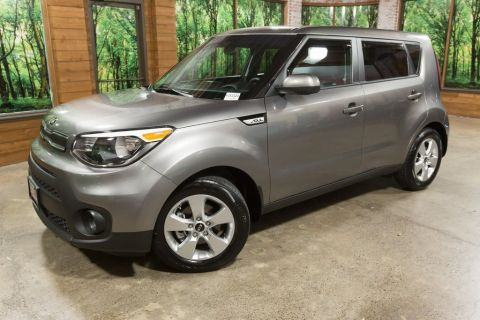 Certified Pre-Owned 2017 Kia Soul Base Automatic, 14k miles, Certified !!
