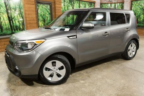 Certified Pre-Owned 2016 Kia Soul Base 1-Owner, Certified, Automatic