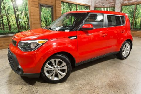 Pre-Owned 2015 Kia Soul Plus 1-Owner, Local Trade, Automatic