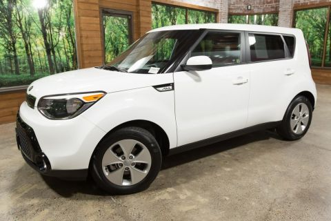 Certified Pre-Owned 2016 Kia Soul Plus CERTIFIED, Eco Package, Automatic