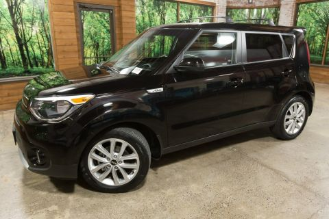 Certified Pre-Owned 2017 Kia Soul Plus 1-Owner, Certified, Automatic