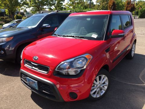 Pre-Owned 2013 Kia Soul Plus 1-Owner, LOW MILEAGE, Well Maintained