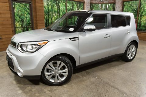 Certified Pre-Owned 2016 Kia Soul Exclaim with Premium Package (CERTIFIED 1-Owner)