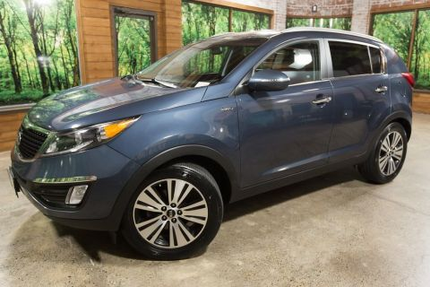 Pre-Owned 2014 Kia Sportage EX AWD, 1-Owner, Oregon SUV