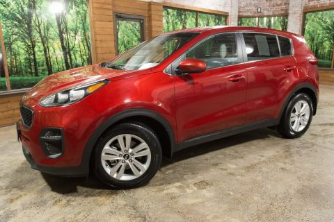 Certified Pre-Owned 2018 Kia Sportage LX Certified, 1-Owner